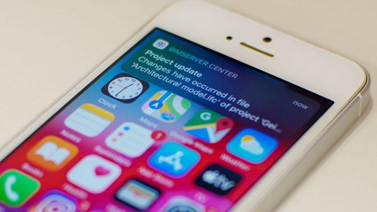08 Pemberitahuan real-time ke ponsel Anda - cype indonesia - CYPECAD & BIMserver.center